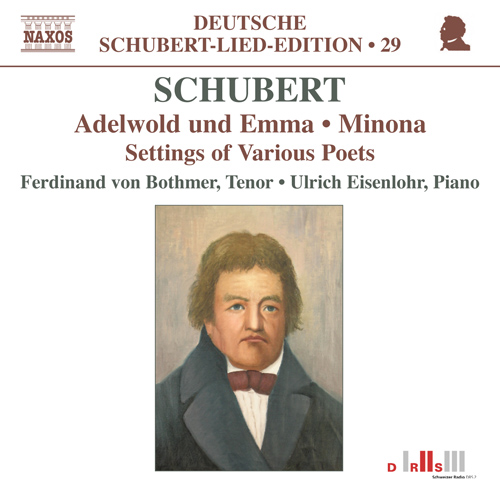 SCHUBERT, F.: Lied Edition 29 - Settings of Various Poets