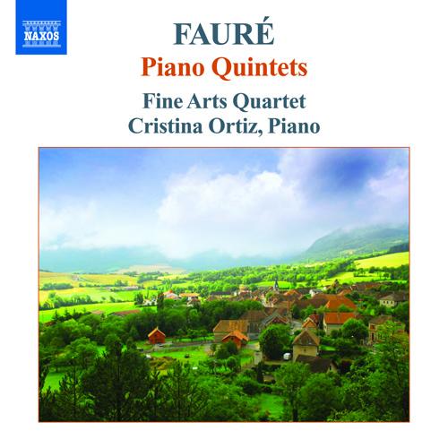 FAURÉ, G.: Piano Quintets