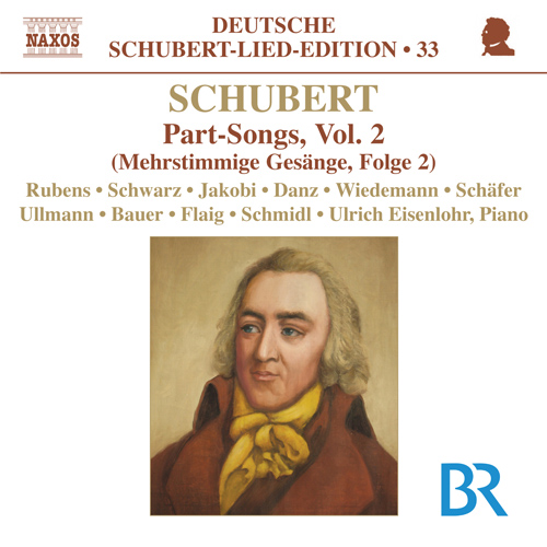 SCHUBERT, F.: Lied Edition 33 - Part Songs, Vol. 2