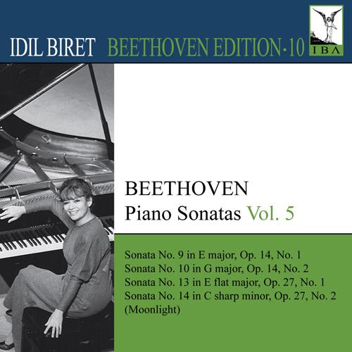 BEETHOVEN, L. van: Piano Sonatas, Vol. 5 (Biret) - Nos. 9, 10, 13, 14 (Biret Beethoven Edition, Vol. 10)
