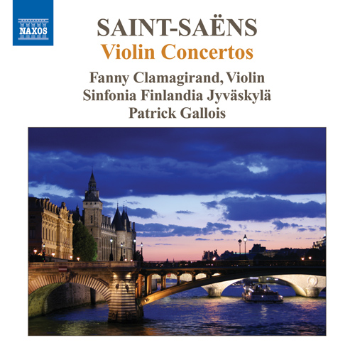 SAINT-SAËNS, C.: Violin Concertos Nos. 1-3