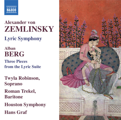 ZEMLINSKY, A. von: Lyric Symphony / BERG, A.: 3 Pieces from the Lyric Suite (Robinson, Trekel, Houston Symphony, Graf)