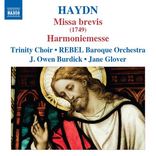 "HAYDN, J.: Masses, Vol. 6 - Masses Nos. 2, ""Missa brevis"" and 14, ""Harmoniemesse"""