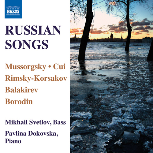 Songs by the Russian Mighty Five (Svetlov, Dokovska)