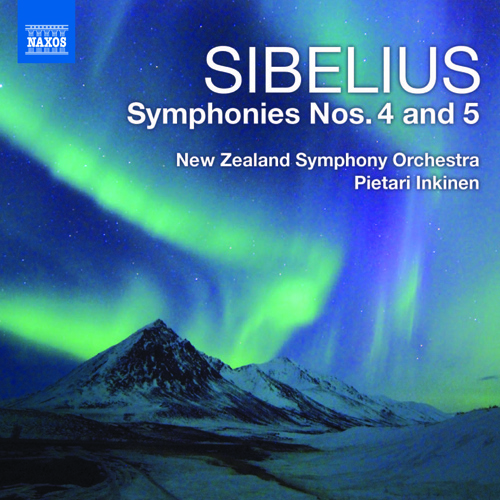 SIBELIUS, J.: Symphonies Nos. 4 and 5