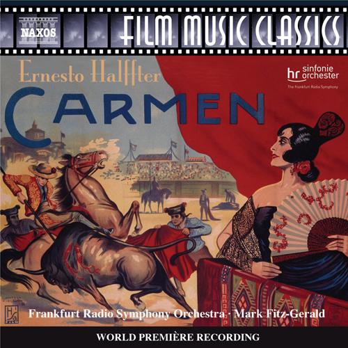 HALFFTER, E.: Carmen [film score]