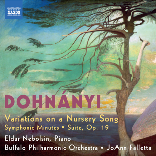 DOHNANYI, E.: Variations on a Nursery Song / Symphonic Minutes / Suite