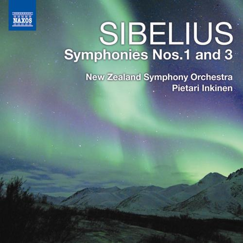 SIBELIUS, J.: Symphonies Nos. 1 and 3