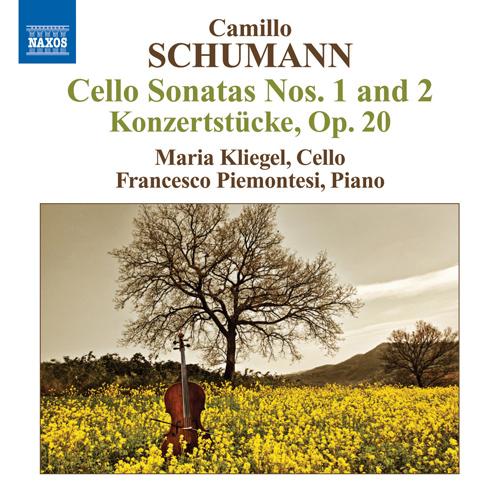 SCHUMANN, Camillo: Cello Sonatas Nos. 1 and 2 / 2 Konzertstucke