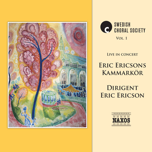 Choral Concert: Eric Ericson Chamber Choir - NORMAN, L. / BACH, J.S. / BRAHMS, J. / POULENC, F. / SANDSTROM, S.-D. (Swedish Choral Society, Vol. 1)