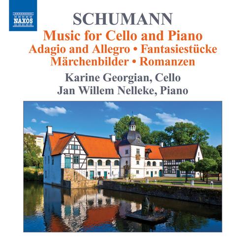 SCHUMANN, R.: Music for Cello and Piano - Adagio and Allegro / Fantasiestücke / Marchenbilder / Romanzen / SCHUMANN, C.: Romanzen