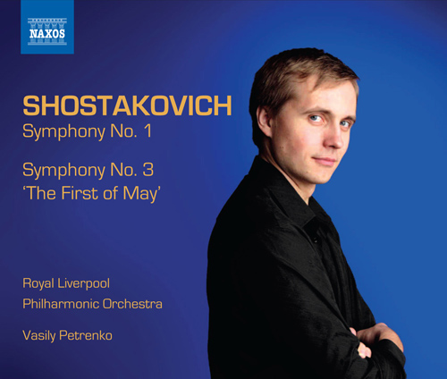 SHOSTAKOVICH, D.: Symphonies, Vol. 5 - Symphonies Nos. 1 and 3