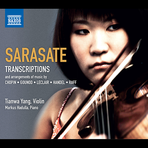 SARASATE, P. de: Violin and Piano Music, Vol. 4 - Transcriptions