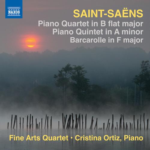 SAINT-SAENS, C.: Piano Quartet / Piano Quintet / Barcarolle