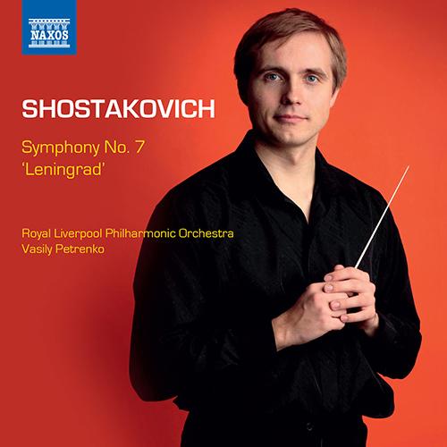 "SHOSTAKOVICH, D.: Symphonies, Vol. 8 - Symphony No. 7, ""Leningrad"""