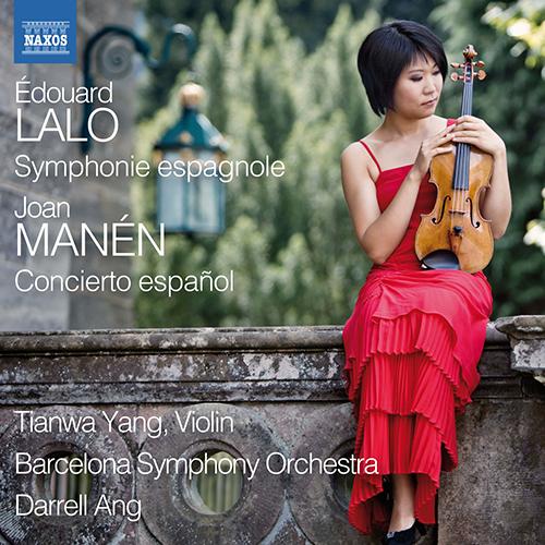 LALO, É.: Symphonie espagnole / MANÉN, J.: Violin Concerto No. 1