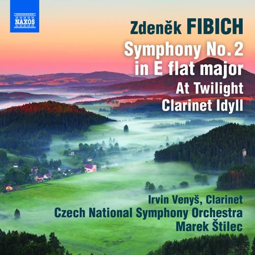 FIBICH, Z.: Orchestral Works, Vol. 2 - Symphony No. 2 / At Twilight / Idyll