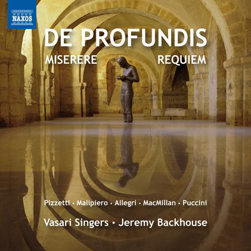 Choral Concert: Vasari Singers - PIZZETTI, I. / MALIPIERO, G.F. / ALLEGRI, G. / MACMILLAN, J. / PUCCINI, G.