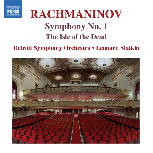 RACHMANINOV, S.: Isle of the Dead (The) / Symphony No. 1