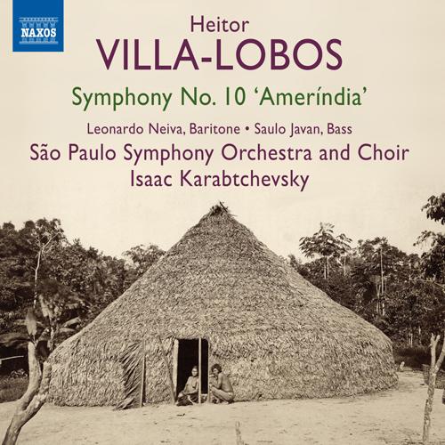 VILLA-LOBOS, H.: Symphonies Nos. 8, 9 and 11