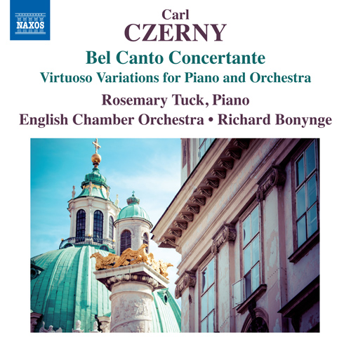 CZERNY, C.: Bel Canto Concertante - Virtuoso Variations for Piano and Orchestra