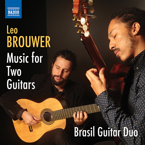 BROUWER, L.: Music for 2 Guitars