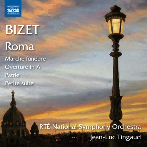BIZET, G.: Roma / Marche Funèbre / Patrie Overture / Petite Suite