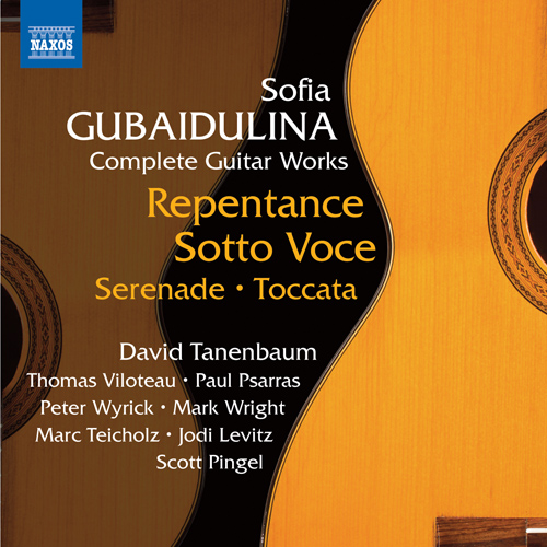 GUBAIDULINA, S.: Guitar Works (Complete)