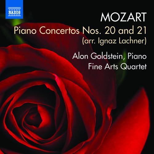 MOZART, W.A.: Piano Concertos Nos. 20 and 21 (arr. I. Lachner for piano, string quartet and double bass)
