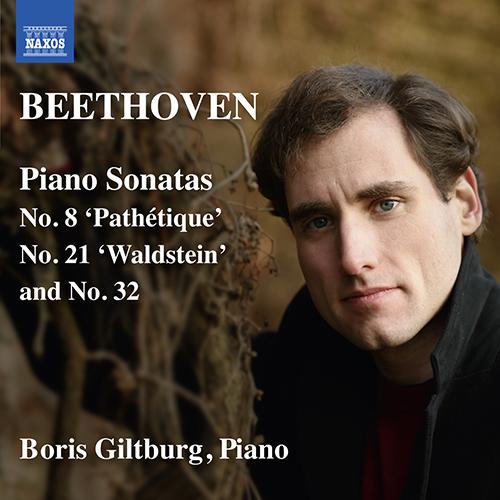 BEETHOVEN, L. van: Piano Sonatas Nos. 8, 21, 32