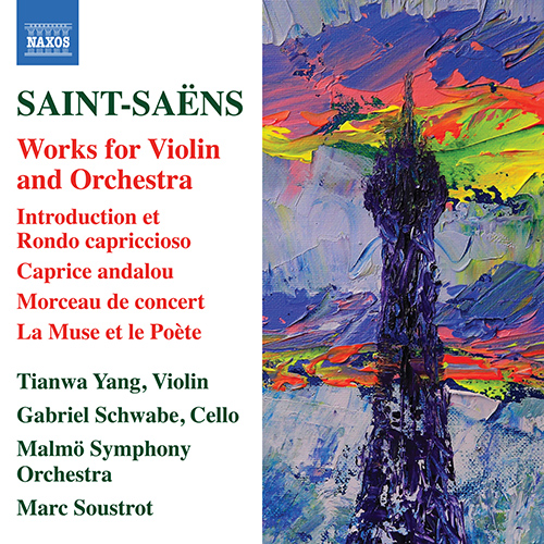 SAINT-SAËNS, C.: Violin and Orchestra Works