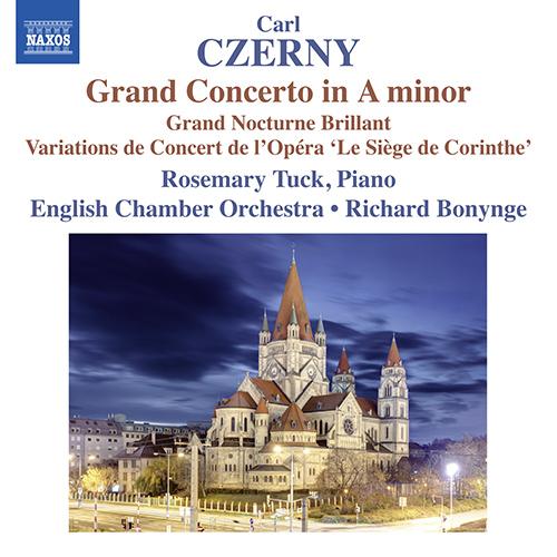 CZERNY, C.: Grand Piano Concerto / Grand Nocturne Brillant / Variations de Concert sur la Marche des Grecs