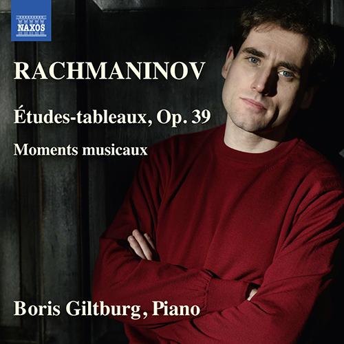 RACHMANINOV, S.: Etudes-tableaux, Op. 39 / Moments Musicaux