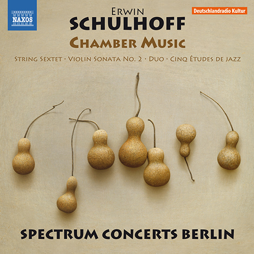 SCHULHOFF, E.: Chamber Music - String Sextet / Violin Sonata No. 2 / Duo for Violin and Cello / 5 Études de jazz