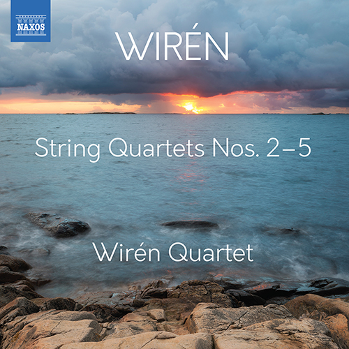WIRÉN, D.: String Quartets Nos. 2-5