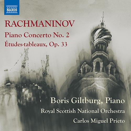 RACHMANINOV, S.: Piano Concerto No. 2 / Études-tableaux, Op. 33