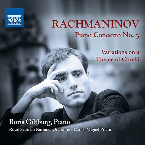 RACHMANINOV, S.: Piano Concerto No. 3 / Variations on a Theme of Corelli
