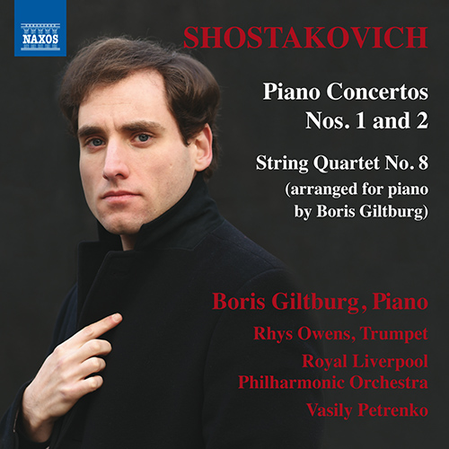 SHOSTAKOVICH, D.: Piano Concertos Nos. 1 and 2 / String Quartet No. 8 (arr. for piano)