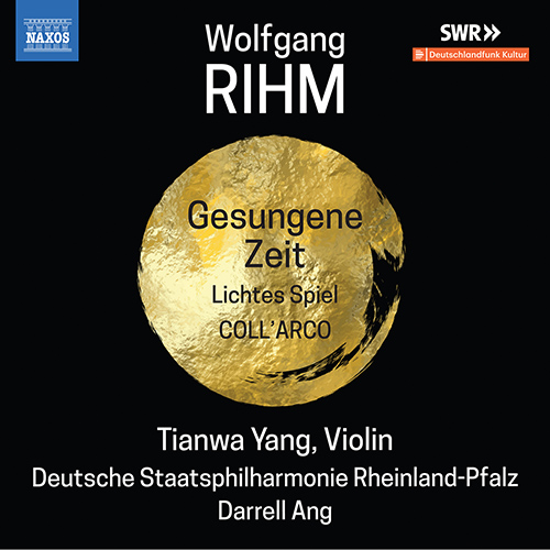RIHM, W.: Violin and Orchestra Music, Vol. 2