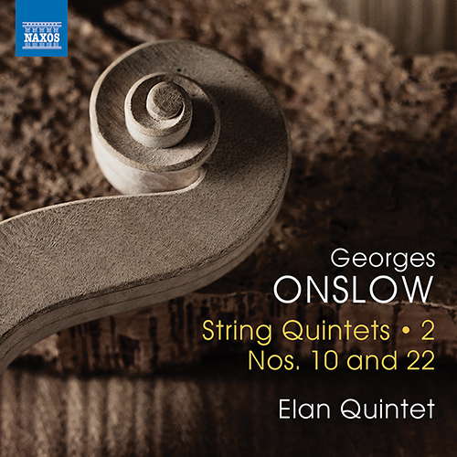 ONSLOW, G.: String Quintets, Vol. 2 - Nos. 10 and 22