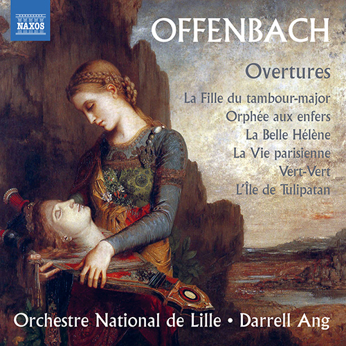 OFFENBACH, J.: Overtures