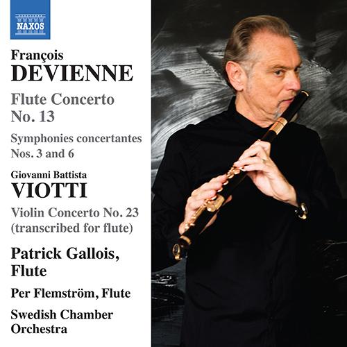 DEVIENNE, F.: Flute Concertos, Vol. 4 - No. 13 / Sinfonies concertantes, Opp. 76, 25