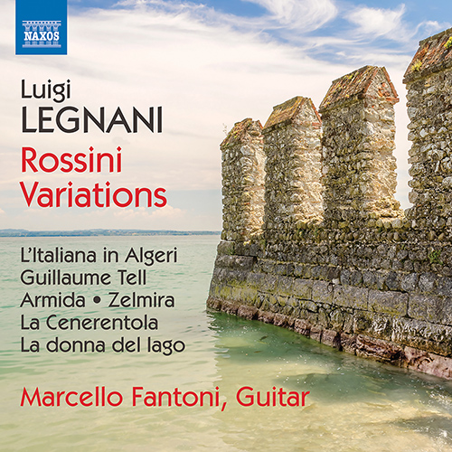 LEGNANI, L.: Rossini Variations for Guitar