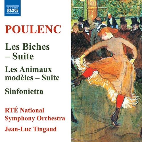 POULENC, F.: Biches Suite (Les) / Les animaux modèles Suite / Sinfonietta