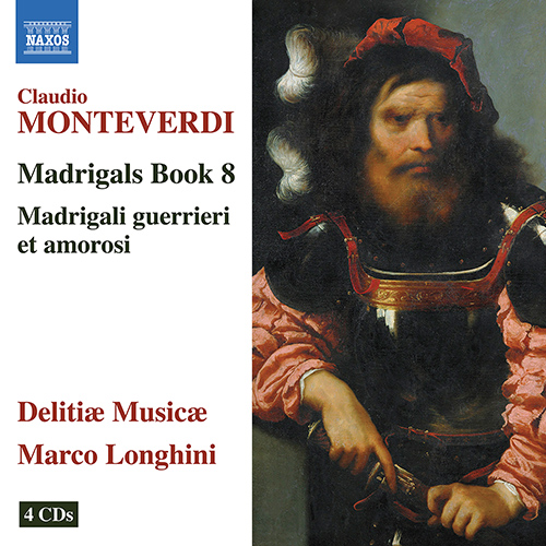 MONTEVERDI, C.: Madrigals, Book 8 (Il Ottavo Libro de Madrigali, 1638)