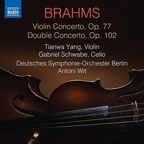 BRAHMS, J.: Violin Concerto / Double Concerto