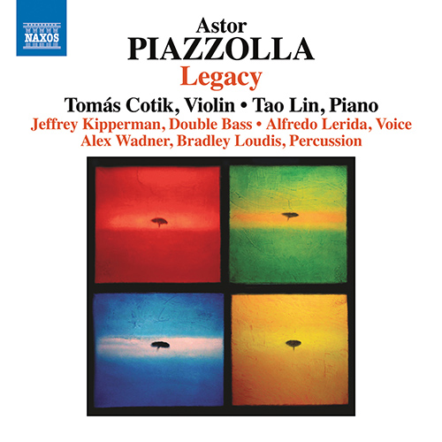 PIAZZOLLA, A.: Violin and Piano Arrangements (Legacy)