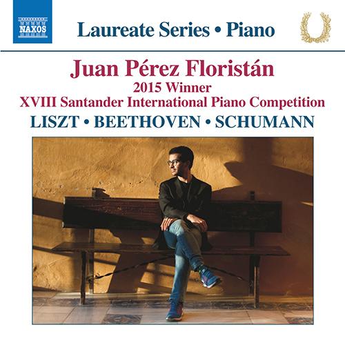 Piano Recital: Pérez Floristán, Juan - LISZT, F. / SCHUMANN, R.