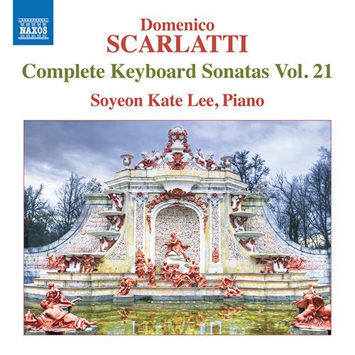 SCARLATTI, D.: Keyboard Sonatas (Complete), Vol. 21