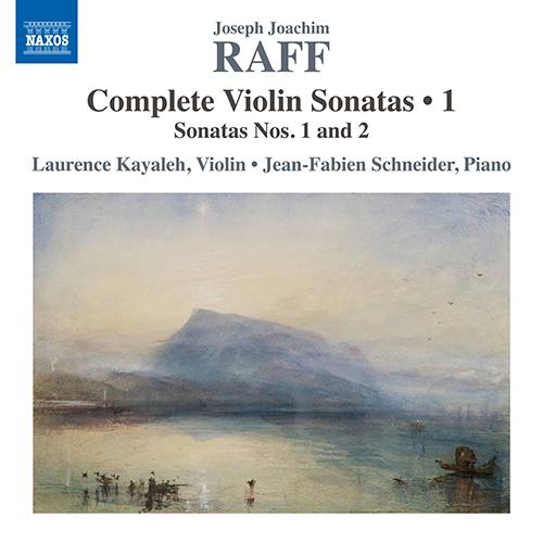 RAFF, J.: Violin Sonatas (Complete), Vol. 1 - Nos. 1, 2